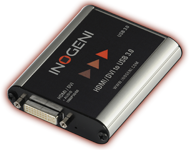 Placa INOGENI HDMI/DVI-D to USB 3.0